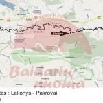 Lelionys - Pakrovai